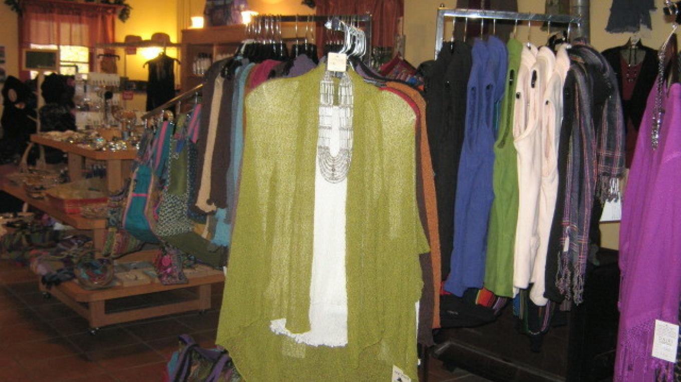The Bath House Gift Shop has gifts, clothing, jewelry & assessories. – Talty Robinson