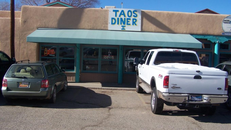 Taos Diner II  216 B Paseo del Pueblo Sur – Annie Powell