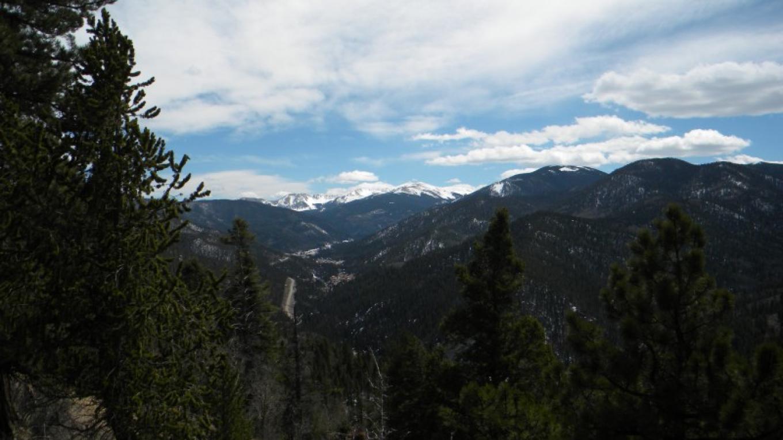 View of Wheeler Peak, New Mexico's highest mountain. – Eddie Dry