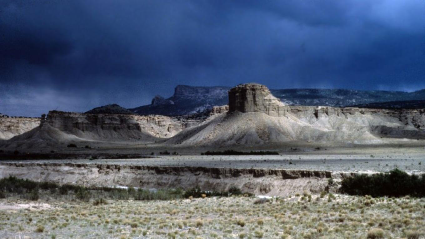 Wild weather can often add to the excitement in wild country - Be Prepared!! – BLM