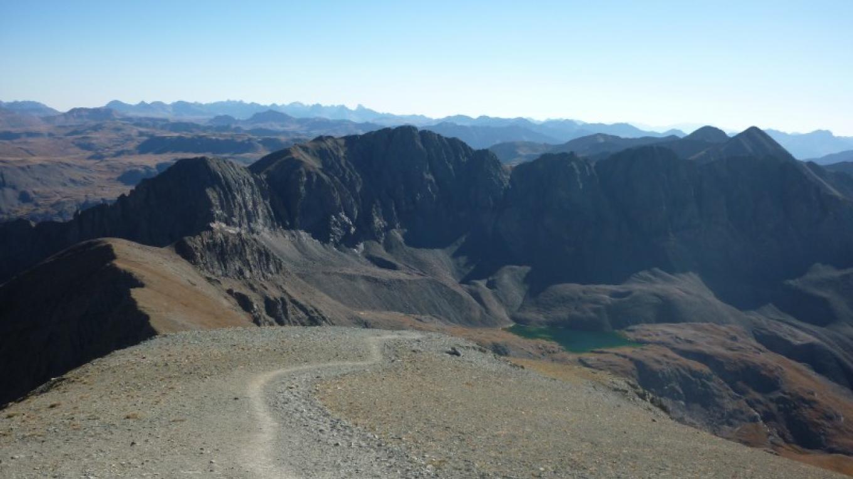View from Handies Peak Trail – Bureau of Land Management