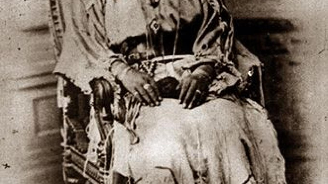 Chipeta wife of Ute Chief Ouray – CO Historical Society/Ft. Garland Museum collection