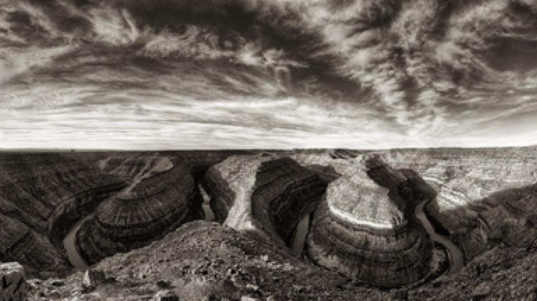 Goosenecks of the San Juan River. – Dave Manley, 2010
