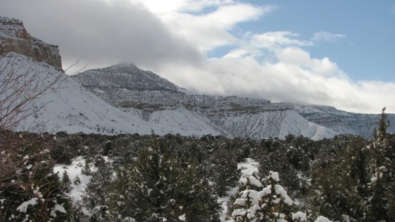 Our beautiful winter views – Rebecca Brunk