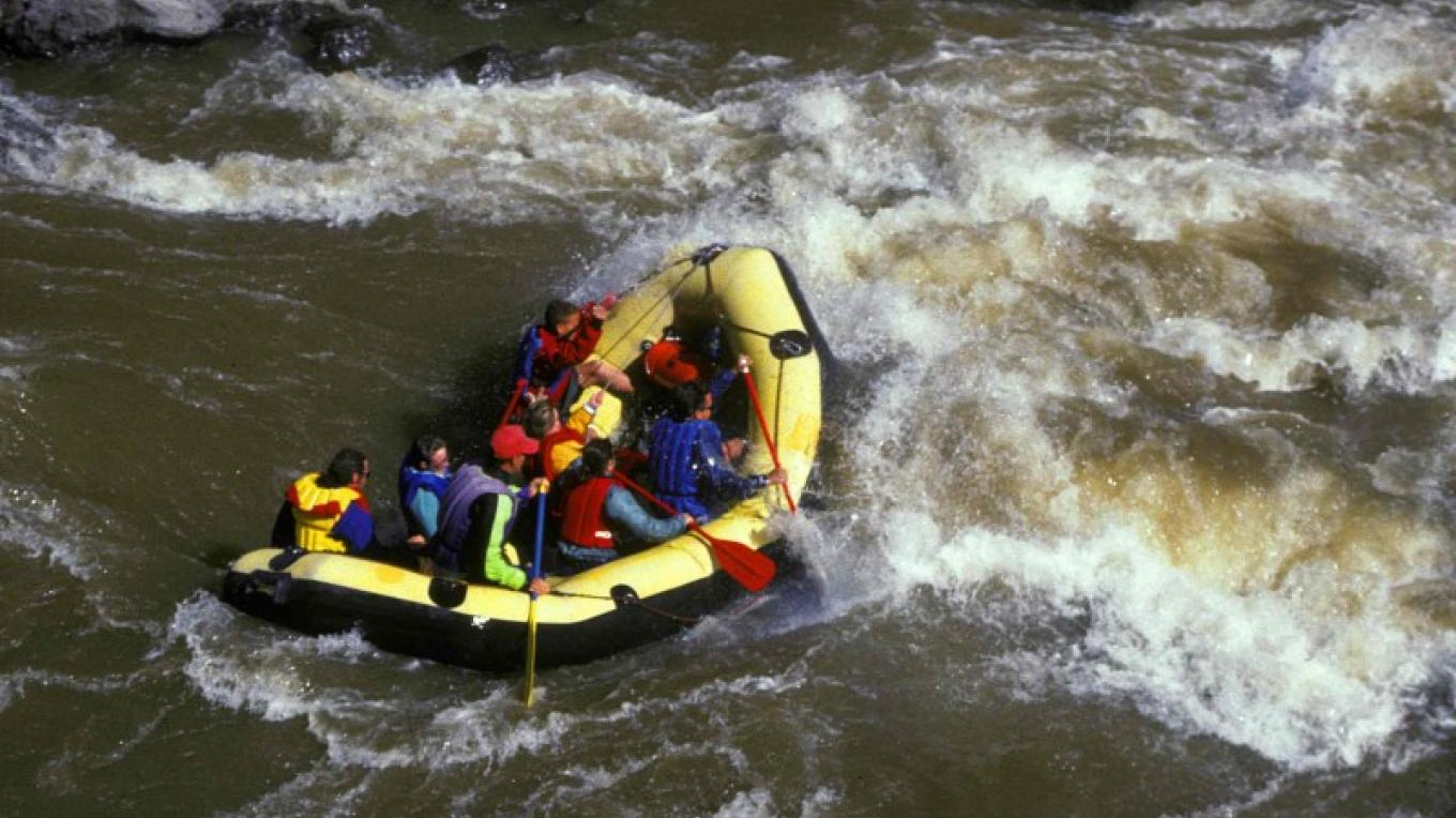 So do commercial rafting companies – BLM