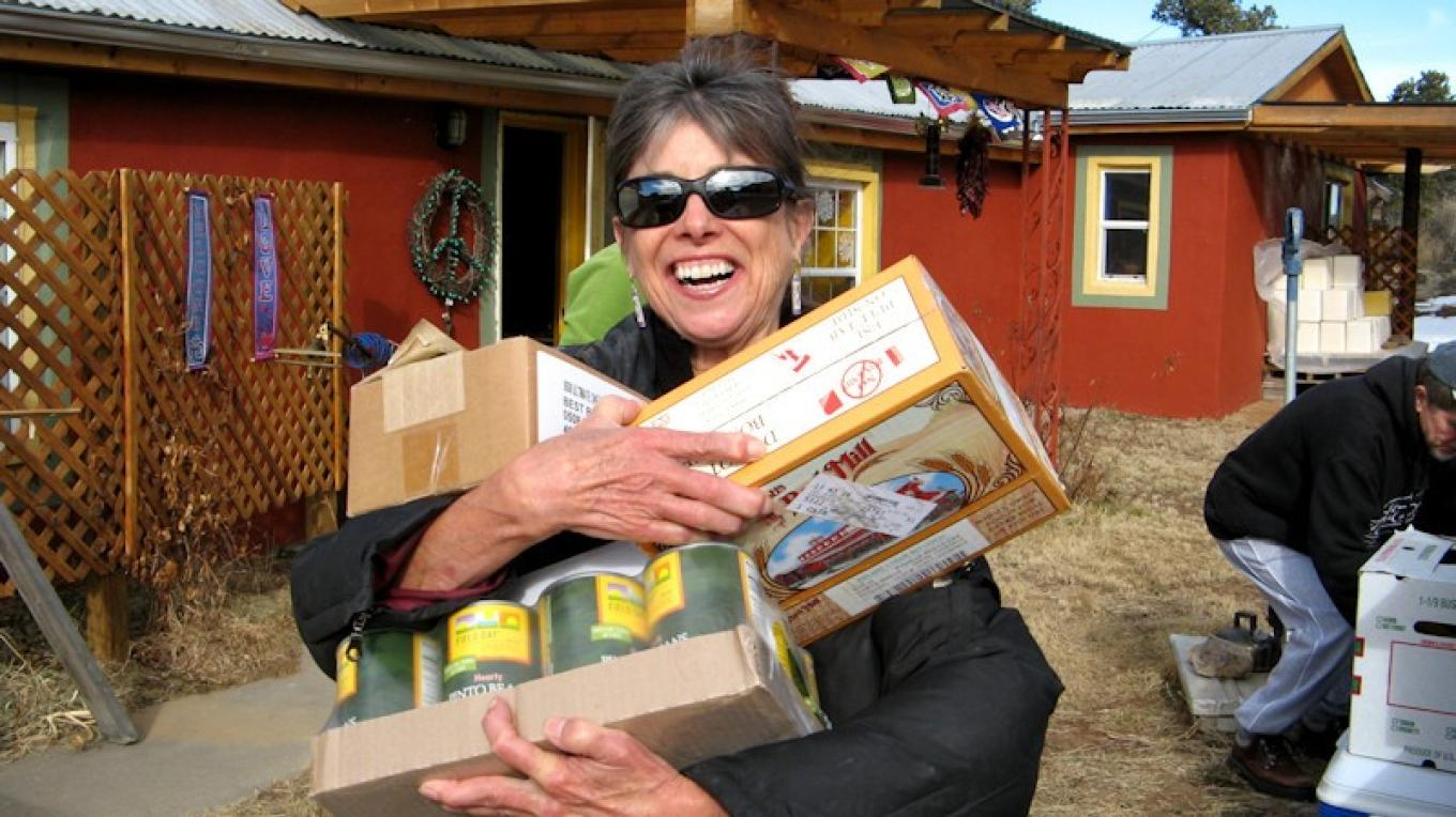 "Another Happy Shopper with the El Morro Valley Cooperative's Buyer's Alliance - Delivering Healthy Natural Foods into our remote ""Food Desert"" at only 10% above wholesale price!! – Kirk Shoemaker"