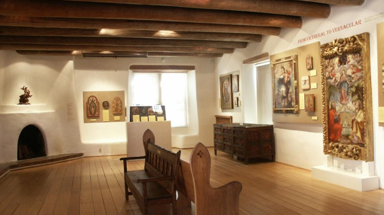 Interior – Museum