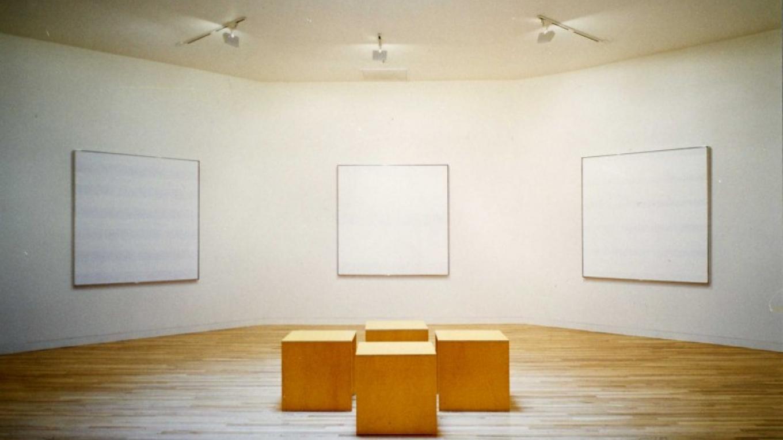 Agnes Martin Gallery – Rick Romancito
