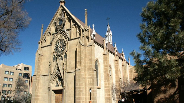 Loretto Chapel – CameraFiend for Wikipedia