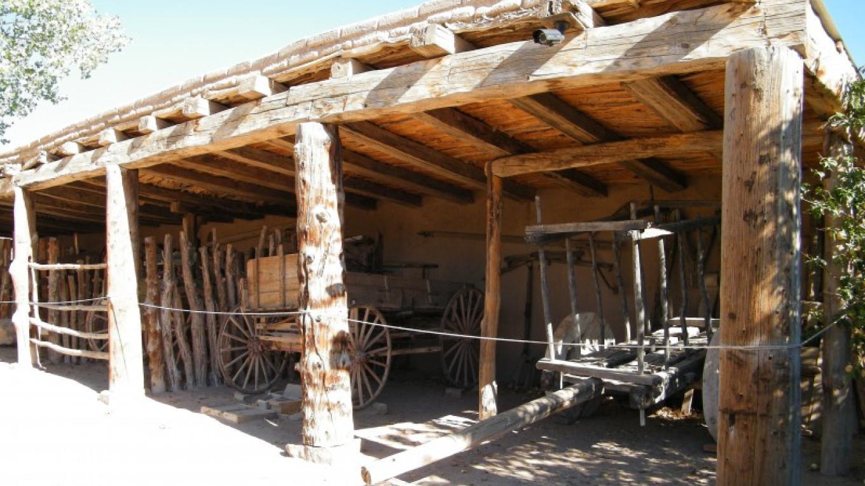 Barns at Casa San Ysidro – Heather Shore