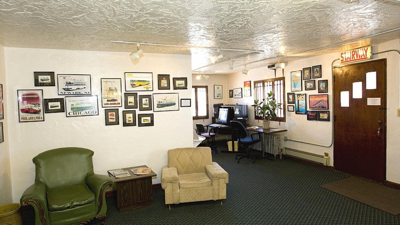 2nd Floor Lobby – Roger Hogan
