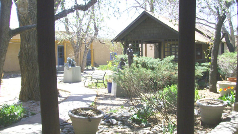 Courtyard – Emily Wilde