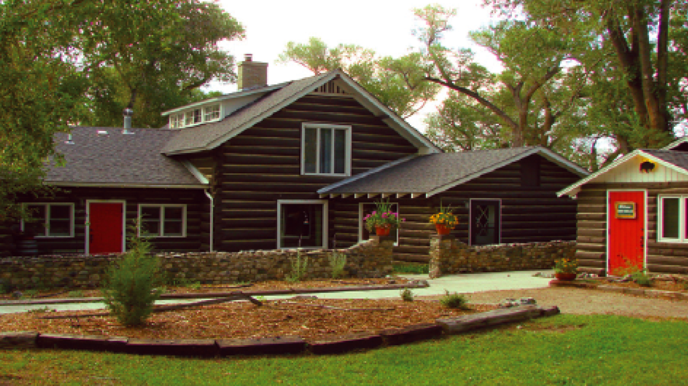 The Lodge at Zapata Ranch
