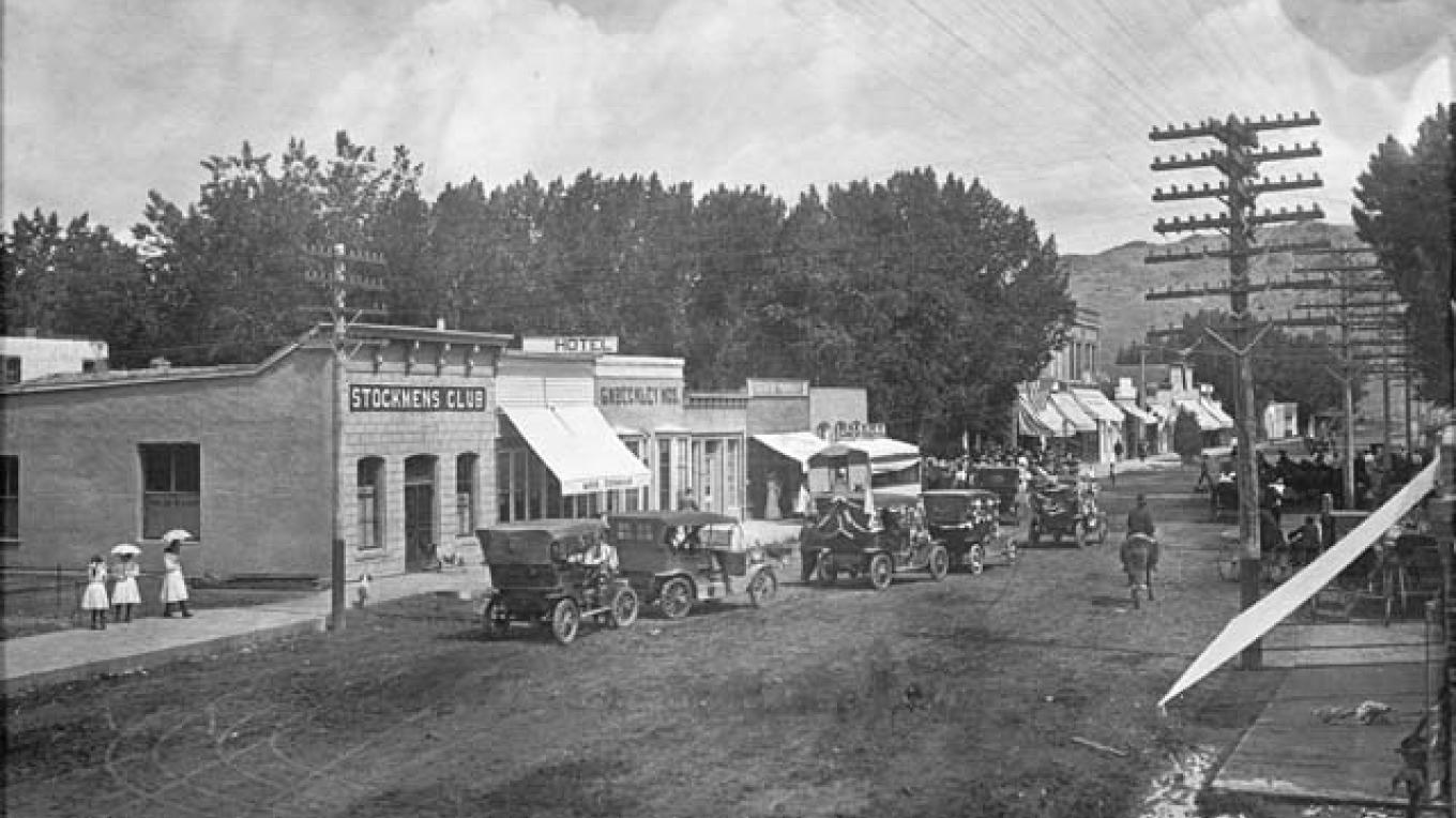 Historic Downtown Saguache