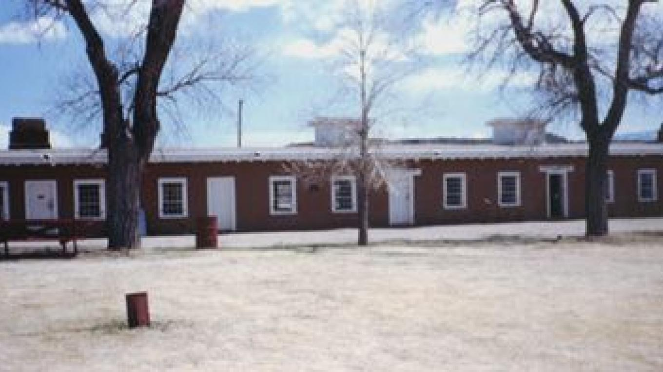Calvary Barracks - Ft. Garland Museum – Steve Lackey