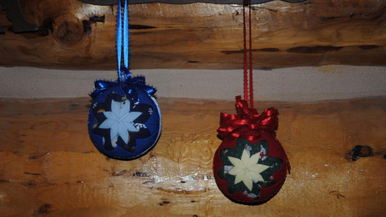 Hand-swen ornaments – Jake LaFore