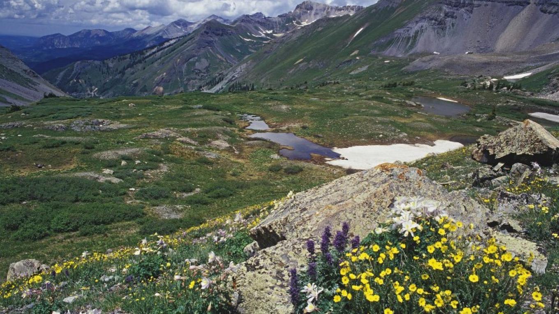 Mount Sneffles Wilderness – Unknown