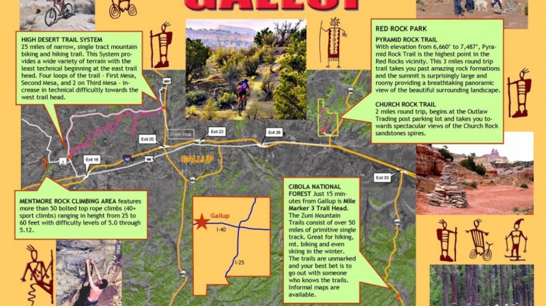 Gallup - Hike Bike Climb – AGB