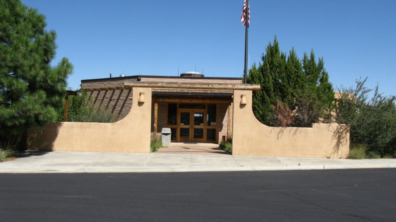 El Malpais Ranger Station – Stephen Maurer