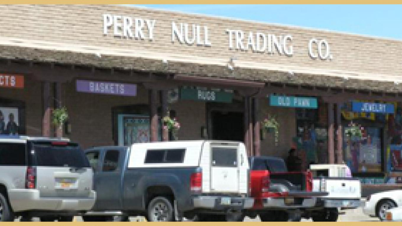 Perry Null Trading Post – Jason Arsenault