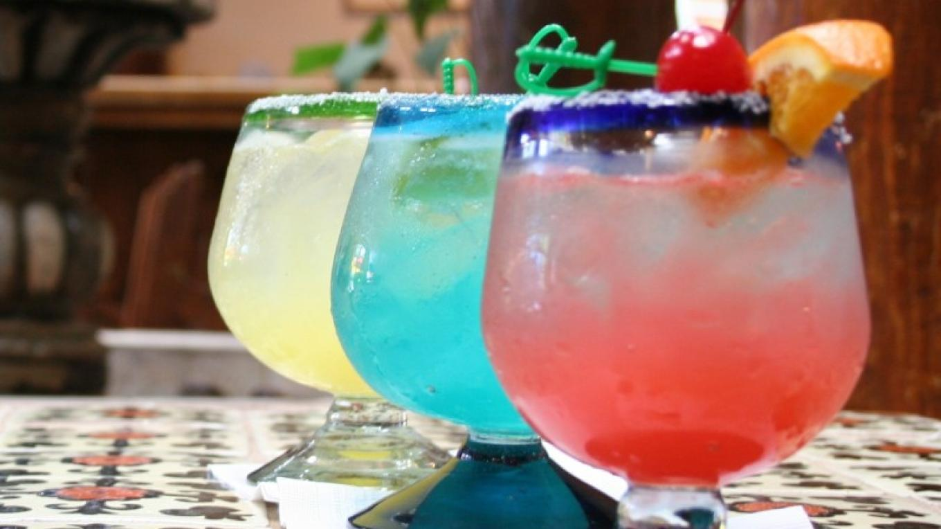 Signature Margaritas – Phelps