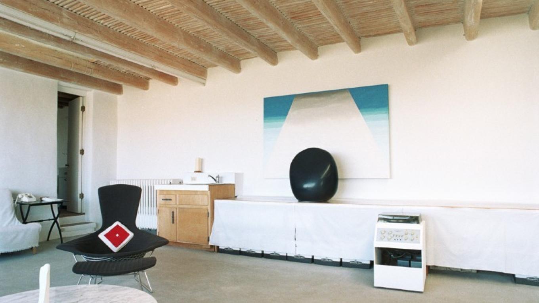 O'Keeffe Abiquiu Home and Studio – Herbert Lotz