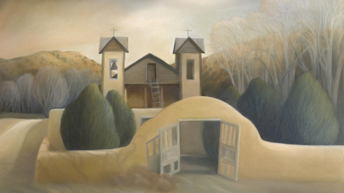 Santuario by Ann Huston