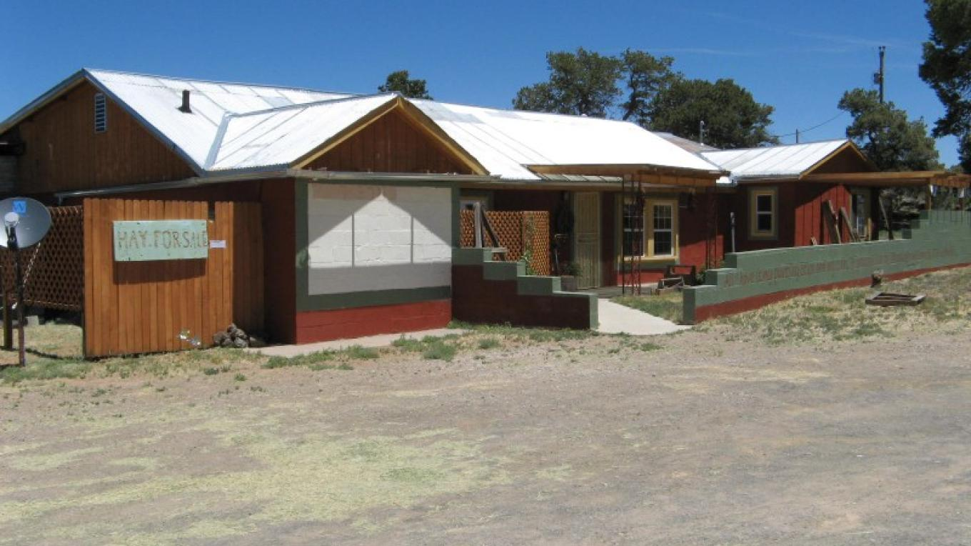 The El Morro Feed and Seed also sells local growers produce, ranchers beef & lamb. The El Morro Valley Co-op also has their headquarters & meeting room here. – Kirk Shoemaker
