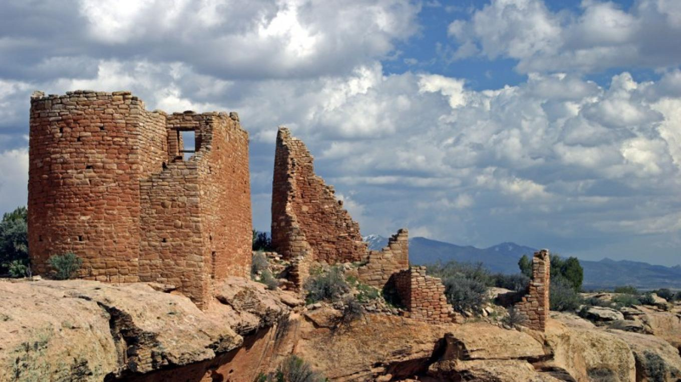 Hovenweep National Monument – Lori Huff