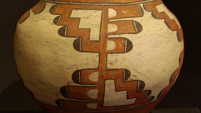 Unsigned Jar c. 1940, Zia Pueblo, NM – Derek Fisher