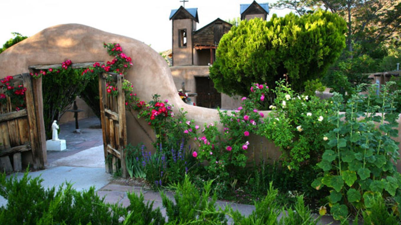 El Santuario in Spring. – Richard L. Rieckenberg