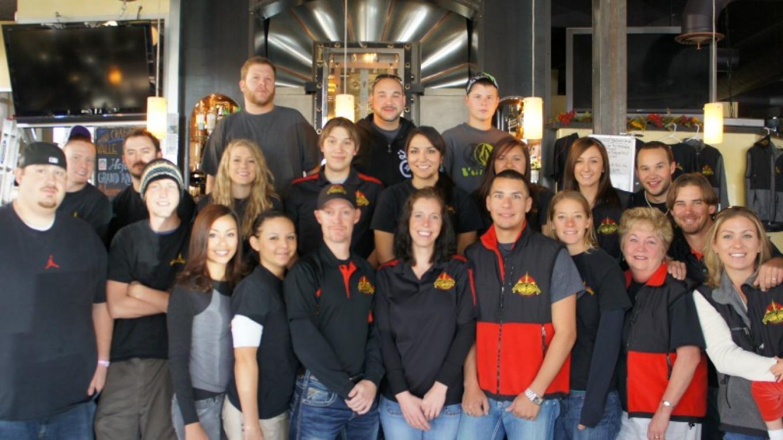 Staff Photo 2010