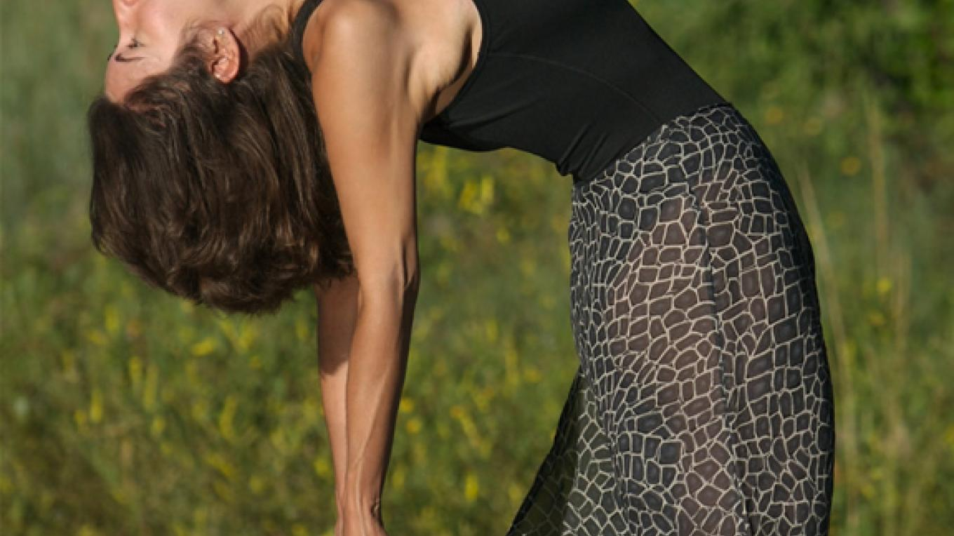 Monique Parker, Yogini – Brendan Curran