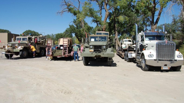 Military Trucks – Steve Bradford