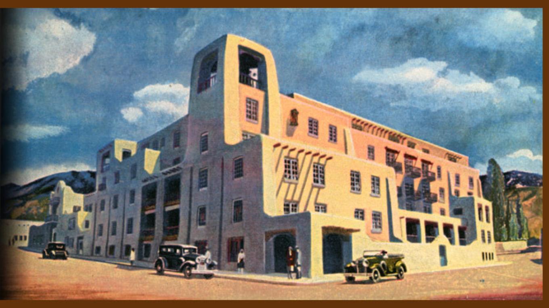 The La Fonda Hotel – La Fonda