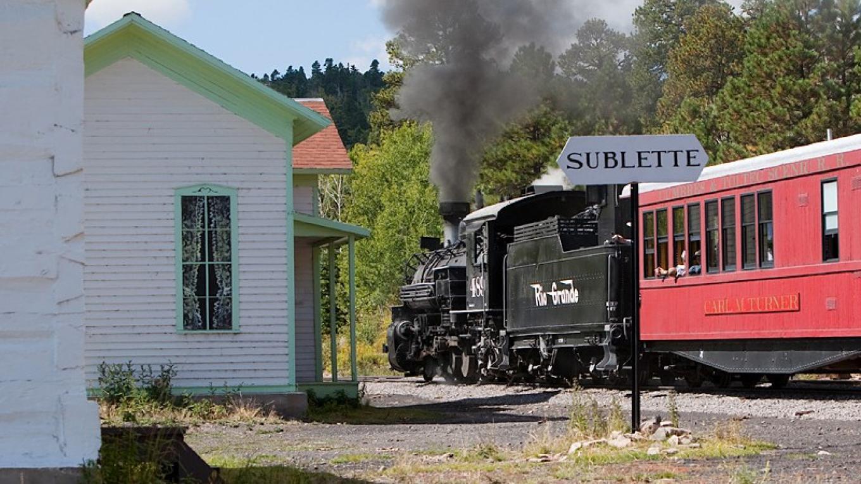 Sublette, New Mexico – Roger Hogan