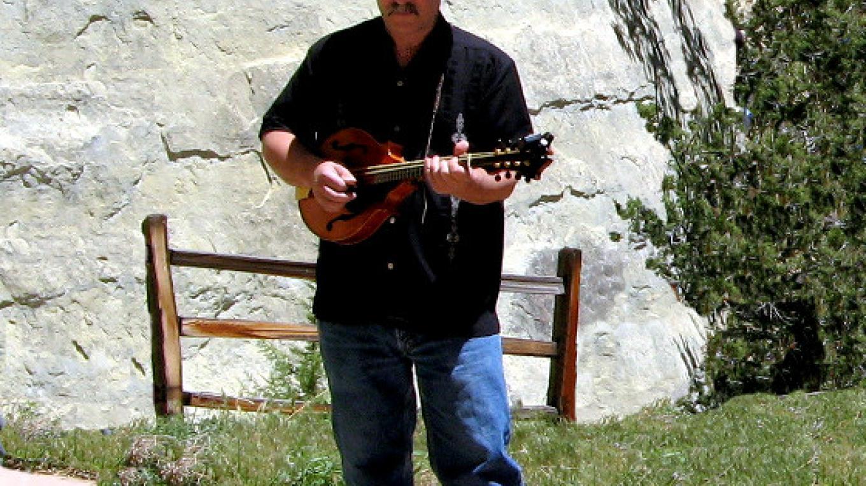 Don Grieser at El Morro National Monument - Memorial Day, 2010 – Kirk Shoemaker