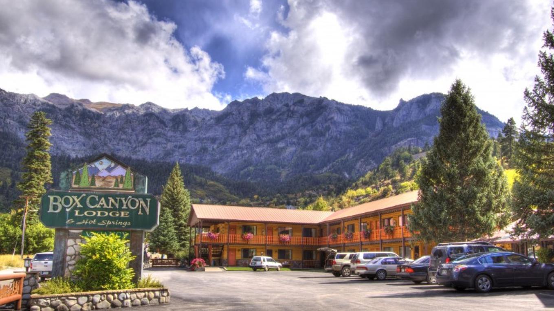 Box Canyon Lodge & Hot Springs – Kane Scheidigger