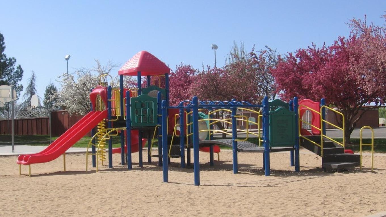 Playground near Welcome Center – Tiffany Alexander