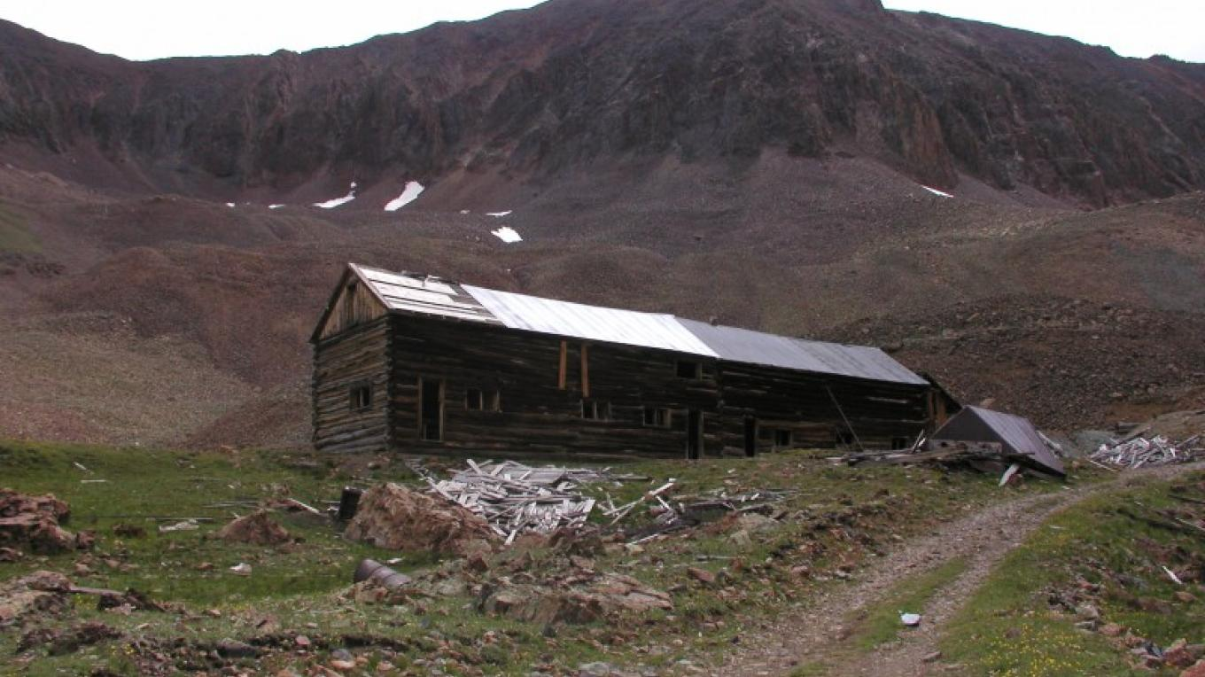 The Golconda Boarding House can be accessed from the Alpine Loop – Bureau of Land Management