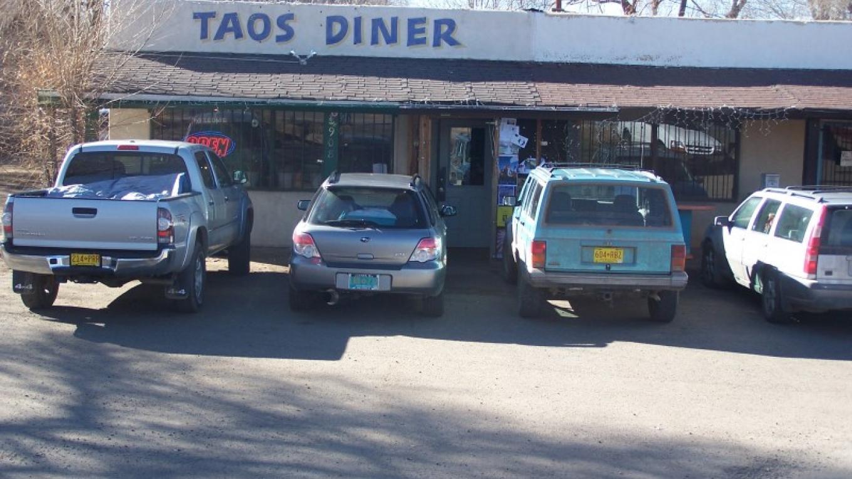 Taos Diner 908 Paseo del Pueblo Norte