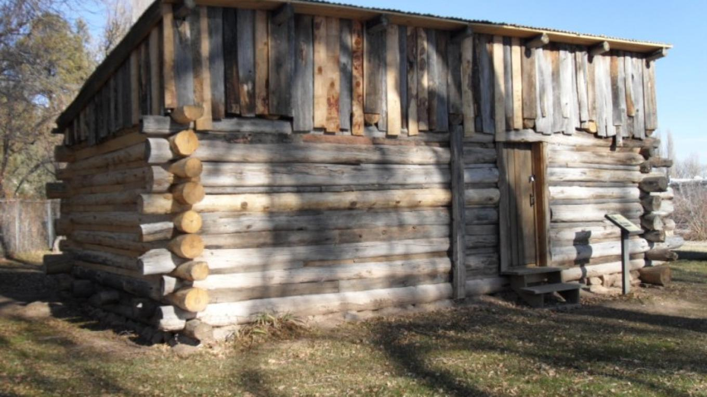 The homestead Romero Cabin – Heather McClenahan