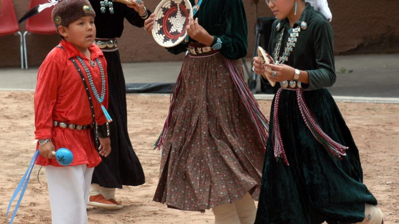 Gallup SUmmer Indian Dances – NM Tourism Dept.