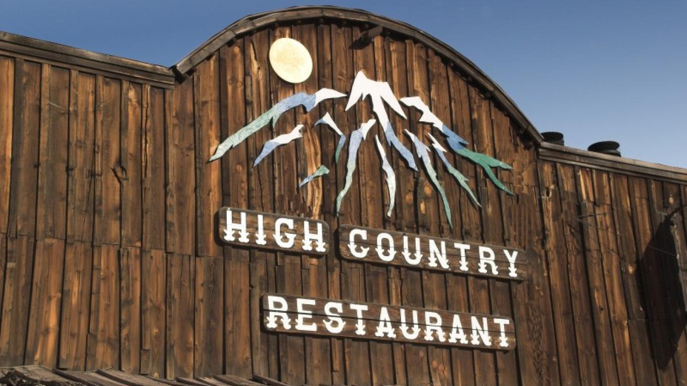 The High Country – Laura Ryan