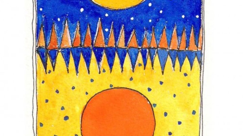 Rising Moon Logo – Diane Haddon