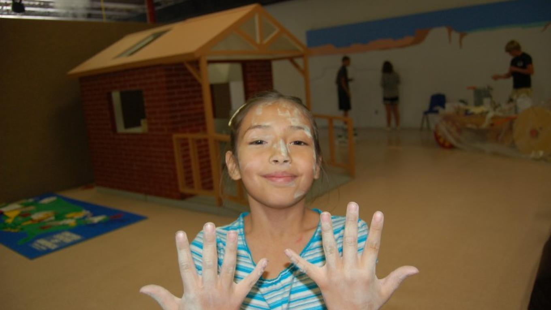 Art Camp – Kelly Hile