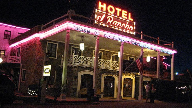 Hotel El Rancho, Gallup NM – Richie Diesterheft