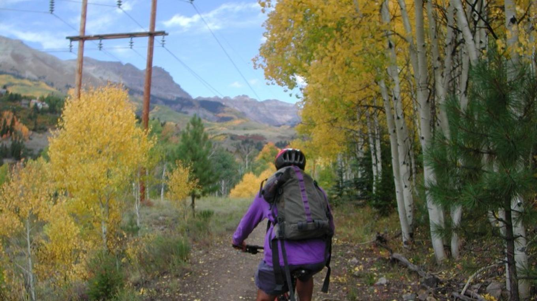 On the Galloping Goose Trail – Kari Distefano
