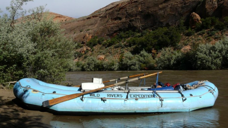 Raft on the San Juan River – Wild Rivers
