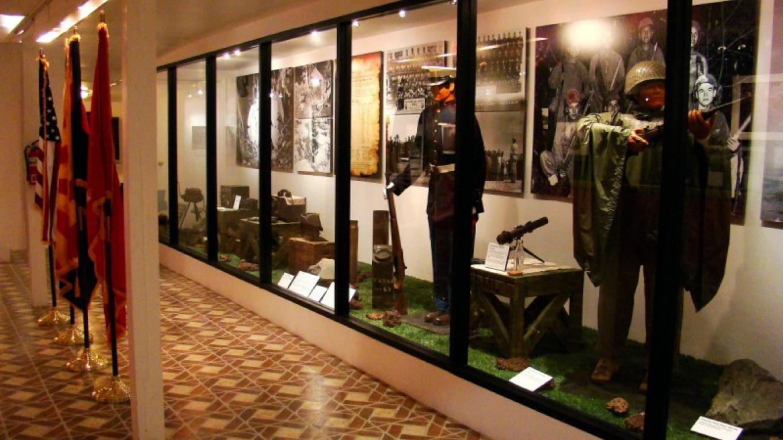 Navajo CodeTalker Museum – Donovan Hanley